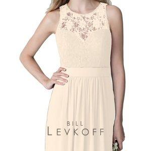 Bill Levkoff Bridesmaid dress 1251